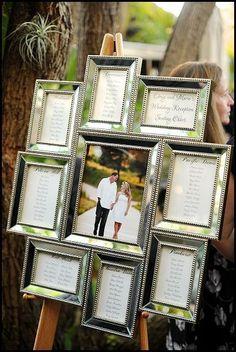 Sitzordnung in Rahmen um ein Foto des Brautpaars …repinned von www.hochzeitspl, #Brautpaars #des #ein #Foto #Rahmen #Repinned #Sitzordnung #von #WeddingSigns #wwwhochzeitspl