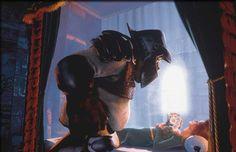Shrek (2001)...rescue the sleeping beauty lol!