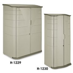 High Quality $229 Rubbermaid Storage Shed In Stock   ULINE