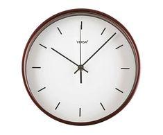 """Zegar ścienny Versa """"Calum"""", Ø 25,5 x 4,5 cm"""