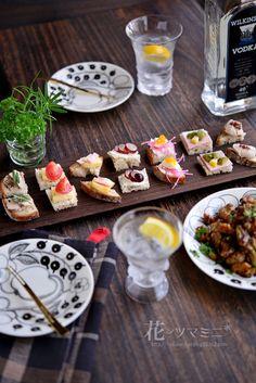 Picnic Dinner, Western Food, Happy Foods, Food Menu, Food Design, Food Presentation, Japanese Food, Food Styling, Food Dishes