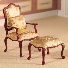 44 Best Dolls House Chairs Images Miniature Chair