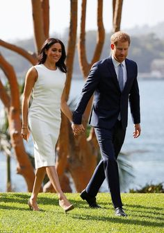 Prince Harry and Meghan Markle have officially completed their first royal tour as husband and wife! After touching down in Australia on Oct.