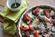 Deze biefstuk caprese bereid je binnen 20 minuten en is een fantastisch smaakvol gerecht. Ideaal voor doordeweeks of om te imponeren tijdens een etentje.