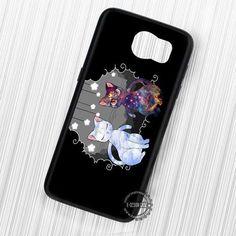 Sailor Moon Cats Artemis Luna Art - Samsung Galaxy S7 S6 S5 Note 7 Cases & Covers