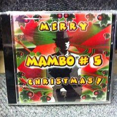 Paskong Pinoy Mambo#5/Sasakyan Kita Christmas CD Filipino