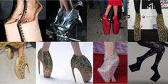 Os loucos sapatos de Lady Gaga – arte e ousadia
