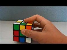 How to solve a Rubik's Cube - Step 1: White Cross - http://www.thehowto.info/how-to-solve-a-rubiks-cube-step-1-white-cross/