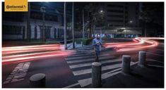 Continental: Lights pedestrian | Ads of the World™