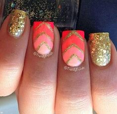 Cute and Easy Nail Designs 2014