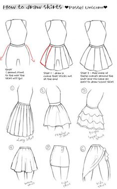 Trendy Design fashion drawing clothes ideas ideas Trendy Design fashion devoted to… Fashion Design Drawings, Fashion Sketches, Fashion Illustrations, Drawing Fashion, Fashion Drawing Tutorial, Illustration Fashion, Fashion Sketchbook, Drawing Hair Tutorial, Croquis Fashion