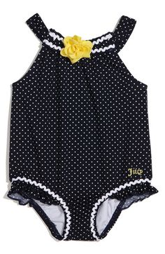 Designer Baby: New Juicy Couture Swimsuits!