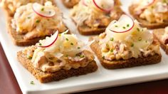 If you're a Reuben sandwich fan, you'll love these easy-to-make appetizers.