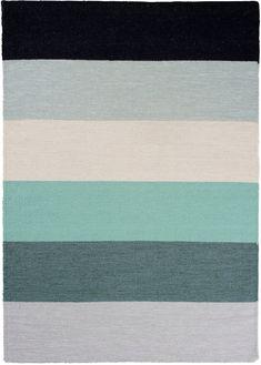 Alfombra lana, diseño nórdico. Encuéntralo en Alboroque Decoracion.