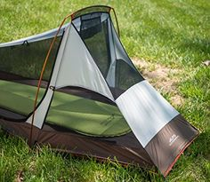 Lightweight and Durable One Person Tent with a 2 Pole Design. & 2 Person Tent Camping Instant Tent Waterproof Tent Backpacking ...