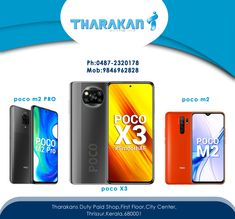 THE BEST BUDGET PHONE OF 2021 ...More than you expect. Buy your favourite #POCOMOBILES at a lesser price now @ #Tharakan #dutypaidshop. Don't miss it !!!!!! Contact us : Tharakans Duty Paid Shop First Floor,City Center Thrissur,Kerala,680001 Ph:0487-2320178 Mob:9846962828 #pocomobilesthrissur #pocophonesthrissur #POCO #POCOPHONES #POCO #pocox3price #pocom2price #pocom2proprice #pocox3 #pocom2 Best Budget, Kerala, Budgeting, Good Things, Flooring, Phone, City, Shopping, Telephone