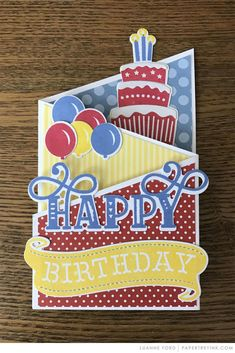 Z Cards, Bday Cards, Birthday Cards For Men, Handmade Birthday Cards, Kids Cards, Greeting Cards Handmade, Birthday Images, Birthday Quotes, Children Birthday Cards