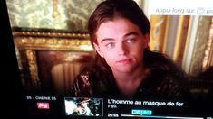 Leonardo Di Caprio - L'homme au masque de fer