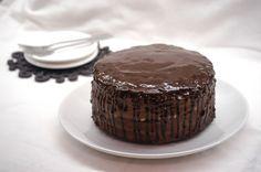 Čokoládová torta s banánmi - Zo srdca do hrnca