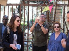 As Israel blocks critical tourists, Ayelet Waldman dares Israel to keep out her and husband Michael Chabon.
