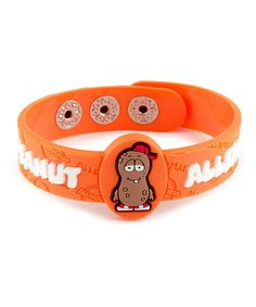 Take a look at this Peanut Health Alert Bracelet - Set of Two by AllerMates on #zulily today!