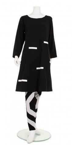 Bitte Kai Rand Black And White Tunic/Dress - Bitte Kai Rand from idaretobe.com UK