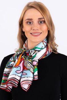 Silk Scarf Ravel Fashion of Ireland Irish Fashion Irish Design Made in Ireland Irish Made Wearing Irish Irish Knitwear Irish Jewellery