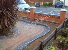 Front Garden Brick Wall Designs Stagger 11 | Brick Wall Front Garden |  Pinterest | Bricks, Gardens And Driveway Ideas