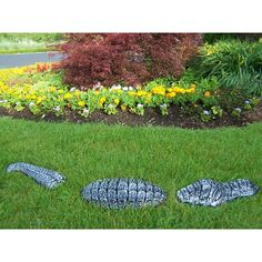 Oakland Living Garden Gator - Cast Aluminum, As Shown Landscaping With Rocks, Front Yard Landscaping, Landscaping Ideas, Backyard Ideas, Decking Ideas, Pool Ideas, Landscape Design, Garden Design, Gardens