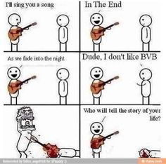 Black Veil Brides XD I love this! xD