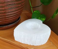 Pictures of selenite crystals decor