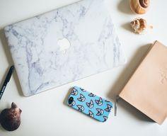 Marble MacBook Air