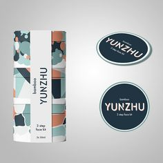 YUNZHU - Branding project collaborative work with @jasmineclarkdesign, @lydiadesigns_ & @williamnivendesign