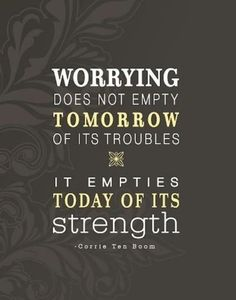 Strength for today, bright Hope for tomorrow.