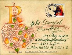 Graceful Envelope Contest  2004 Gerry Jackson Kerdok