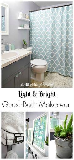 30 best aqua bathroom decor images home decor bathroom restroom rh pinterest com Aqua and Gray Bedroom Aqua and Gray Bathroom