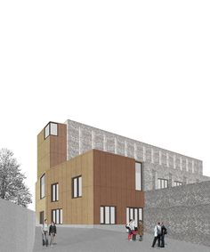 DRDH architects | Ampliación del Campus Universitario | Rochester, Reino Unido | 2016