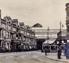 Monson Road Tunbridge Wells 1907