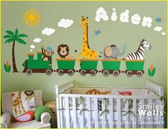 Awesome Jungle Nursery Ideas for Baby Kids Room Check our Bio Link