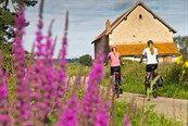 Auvergne / Allier - fietsvakantie 8d via SNP