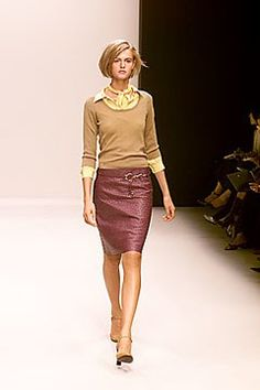 Prada Spring 2000 Ready-to-Wear Fashion Show - Jacquetta Wheeler, Miuccia Prada