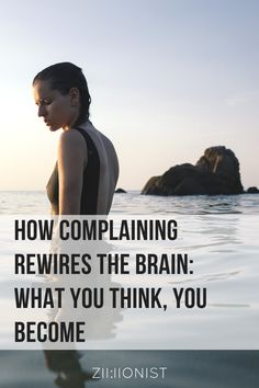 People like to complain. Study has shown that people complain once every minute during a conversation. That's bananas! It seems as though complaining has become a part of how we communicate. Our brains seem wired for complaining.When we complain, it gets easier for our brain to complain again. And when someone around you is complaining, you are more likely to complain yourself. Behavior is indeed contagious. Click if you want to know more!