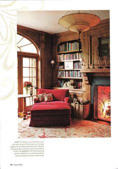 Press - Interior Design News - Tuscan Style, January 2011 - Timothy Corrigan