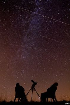 star struck astronomers capture images of hundreds of meteors rh pinterest com star viewing guide night sky star viewing guide night sky