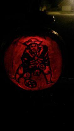 #PatsPumpkin