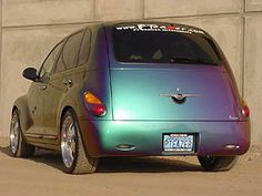 Chrysler PT Cruiser Retro Rear Roll Pan - Pteazer