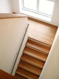 - You are in the right place about open Stairs Here we offer you the most beautiful pictures about the black Stairs you are looking for. Open Stairs, Wood Stairs, House Stairs, Modern Staircase, Staircase Design, Modern Railing, Staircase Ideas, Stairways, Interior Design Living Room