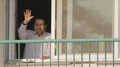 Former Egyptian president Hosni Mubarak has returned home following his release from custody, security officials said, after legal proceedings that took years during which the country witnessed major upheaval.
