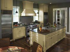 HGTV dream home kitchen.  They design a mean kitchen.