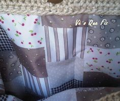 Vê O Que Fiz Crochet Handbags, Facebook, Crochet Bags